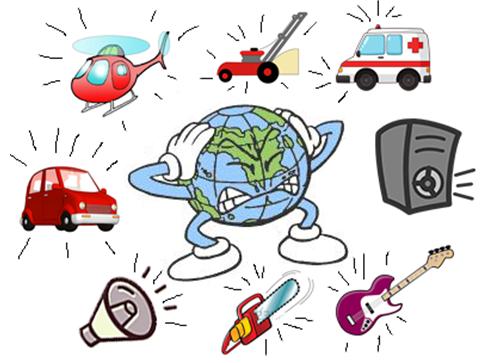 Noise pollution IELTS essay