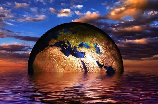climate change IELTS PTE