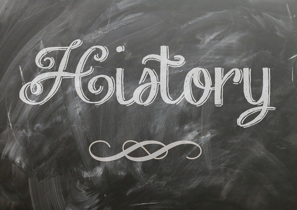 history IELTS PTE
