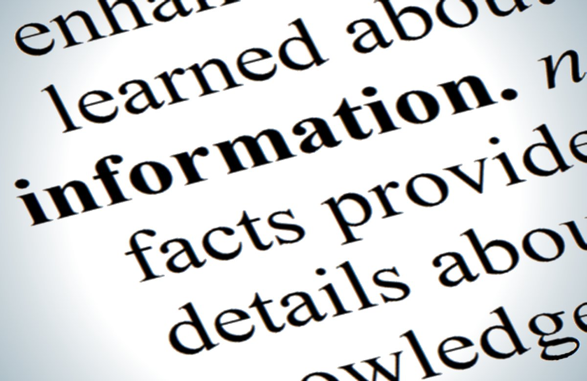 information share IELTS