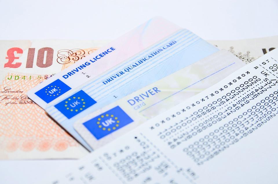 driver's license IELTS ELTEC